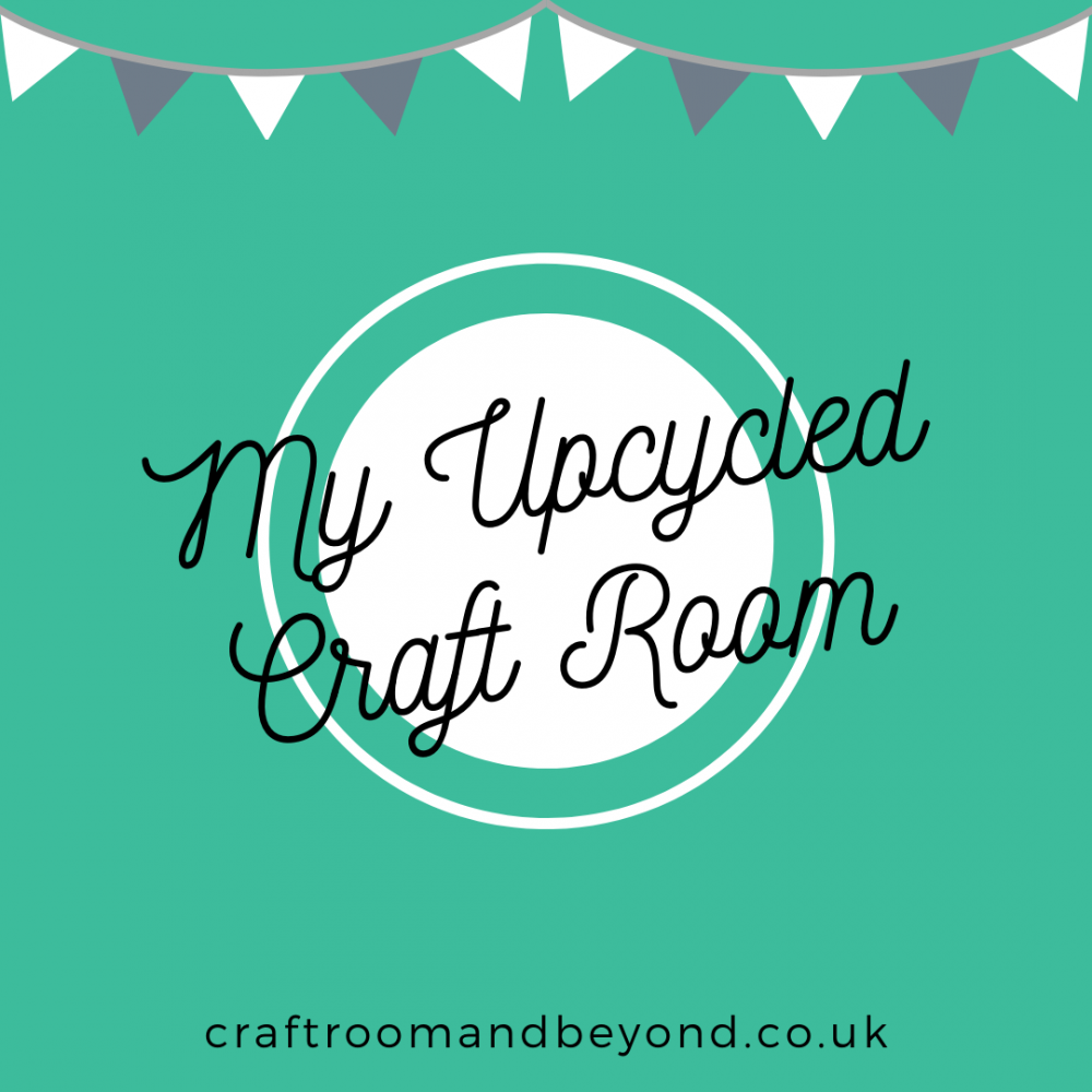 My Upcycled Craft Room