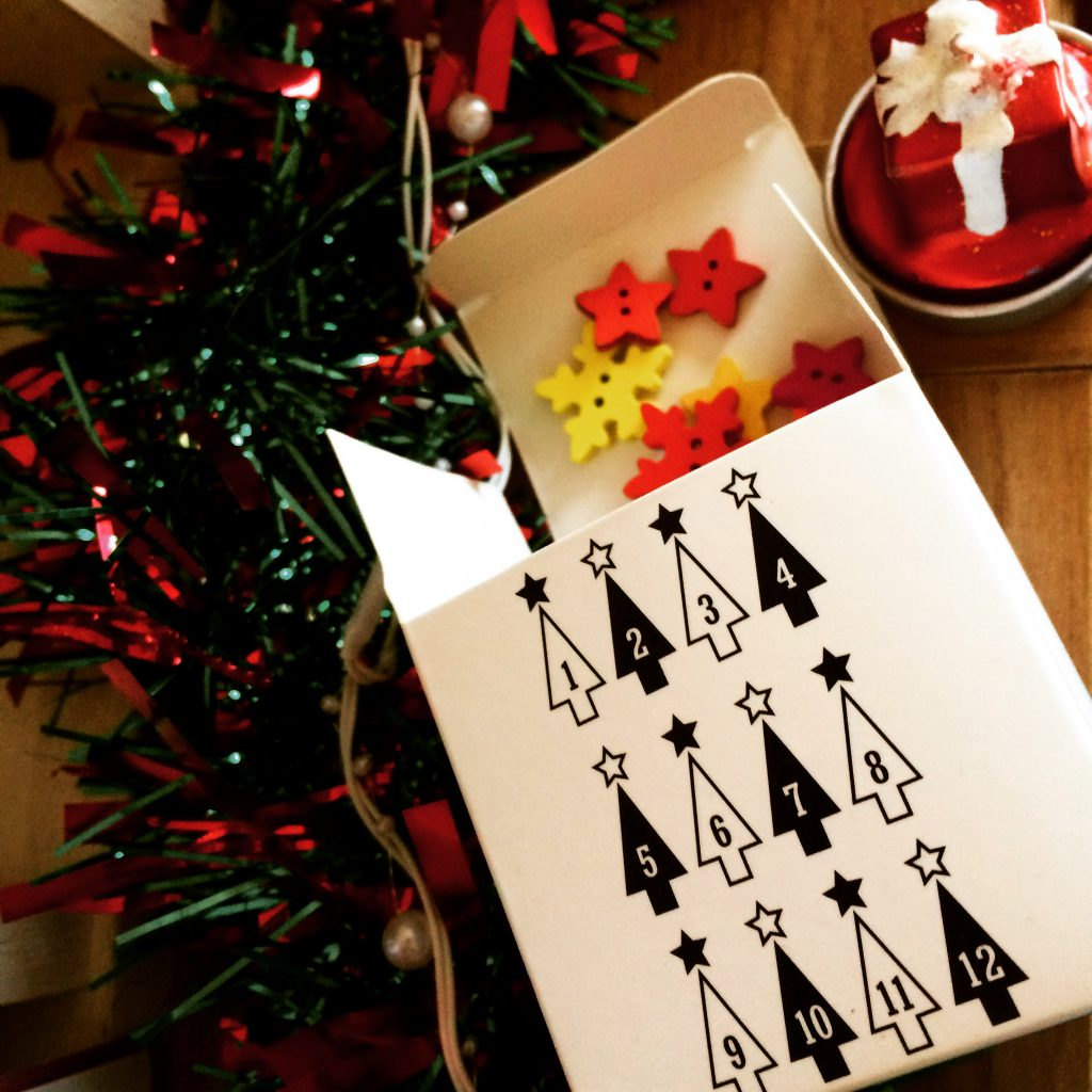 The Crafty Lass ADVENTure advent calendar (12)
