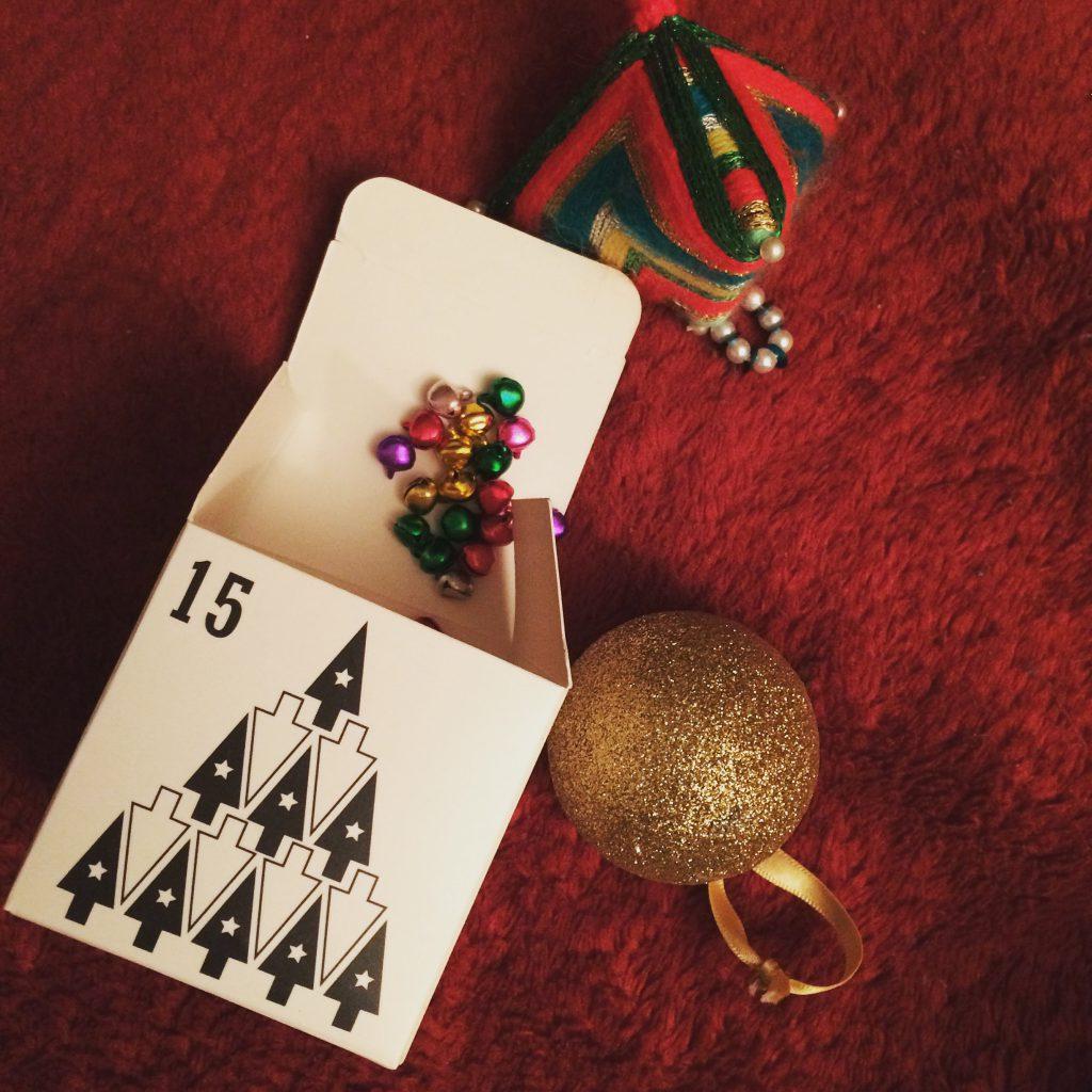 The Crafty Lass ADVENTure advent calendar (15)