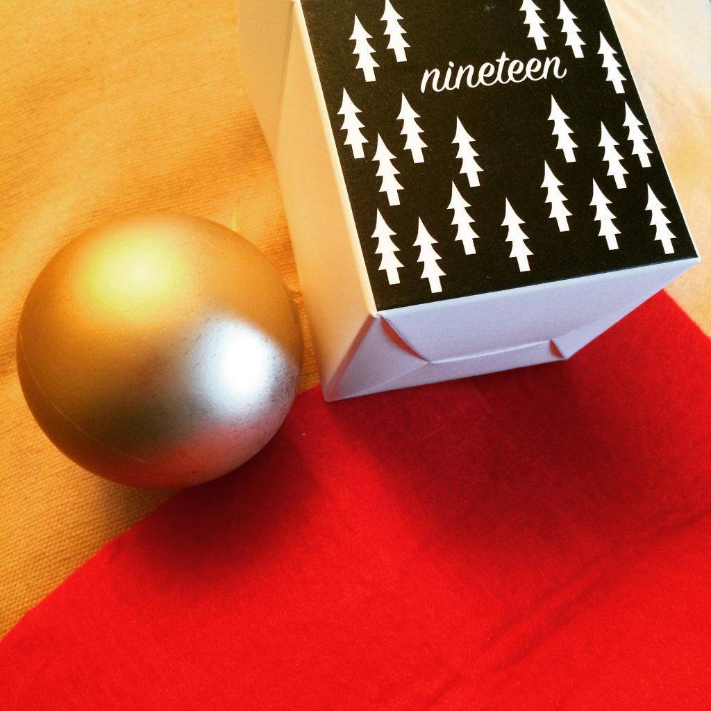 The Crafty Lass ADVENTure advent calendar (19)