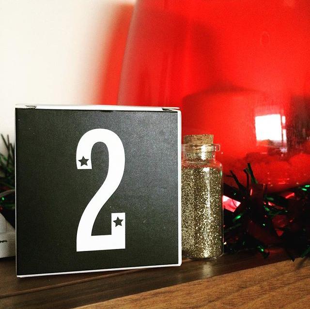 The Crafty Lass ADVENTure advent calendar (2)