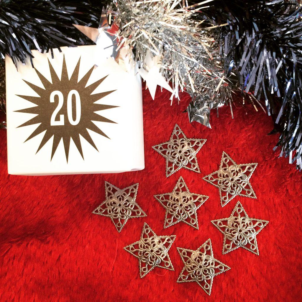 The Crafty Lass ADVENTure advent calendar (20)