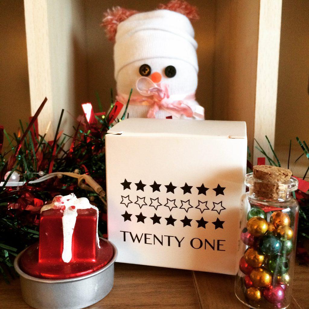 The Crafty Lass ADVENTure advent calendar (21)