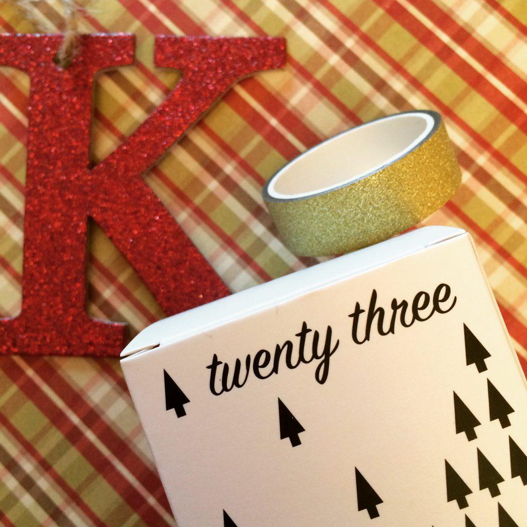 The Crafty Lass ADVENTure advent calendar (23)