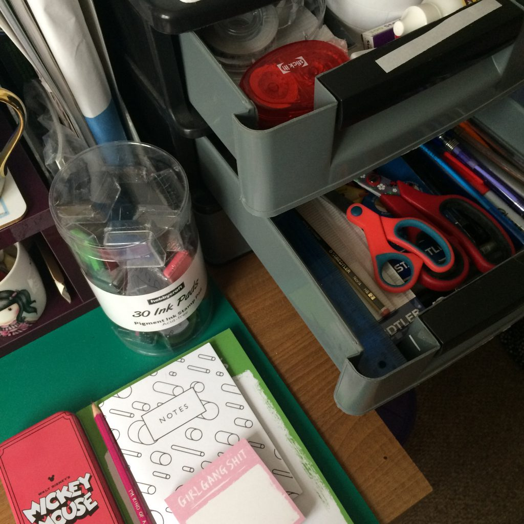 Stationery storage - Ideas and Plans
