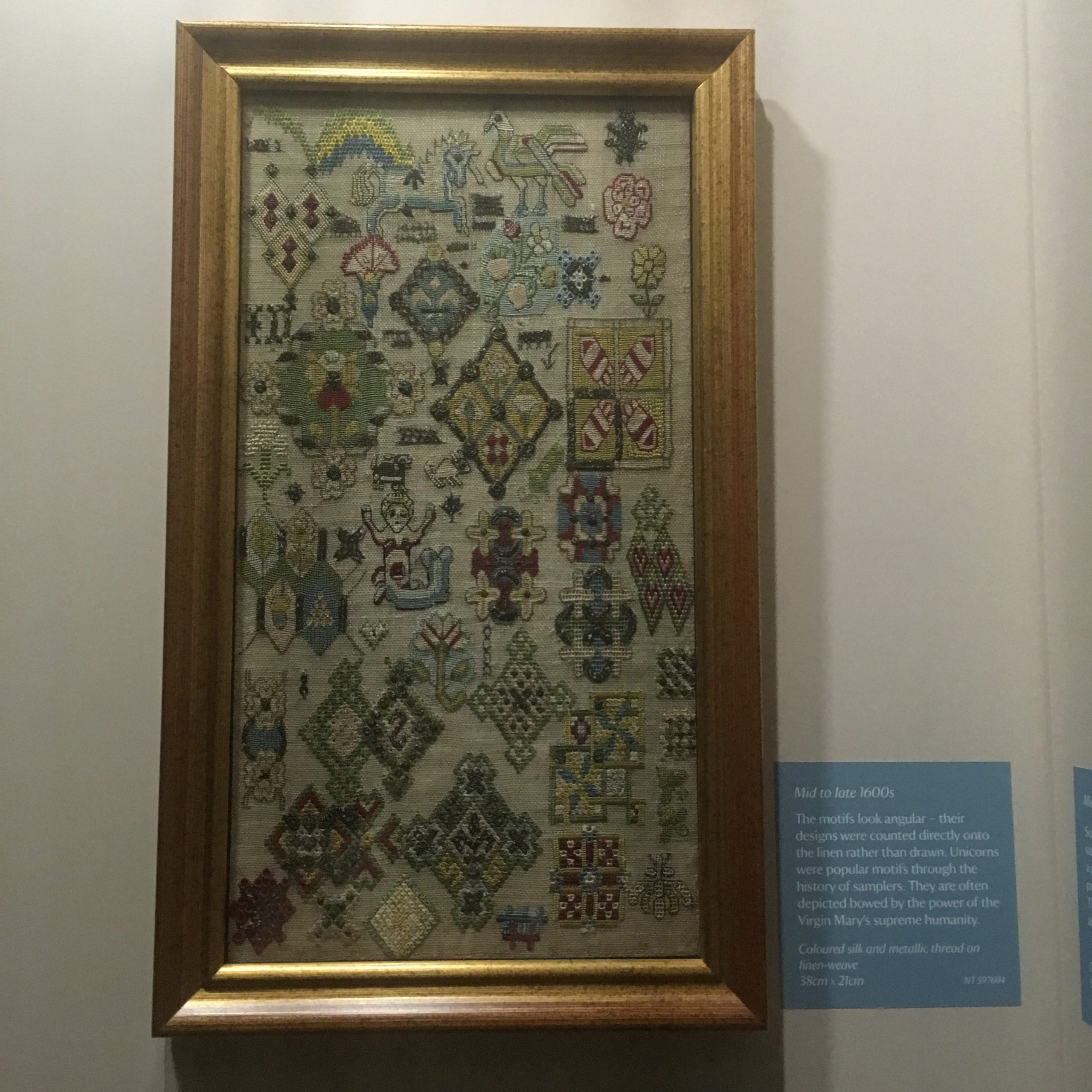 Vintage Embroidery The Goodhart Collection - Historic Houses Montacute House Somerset