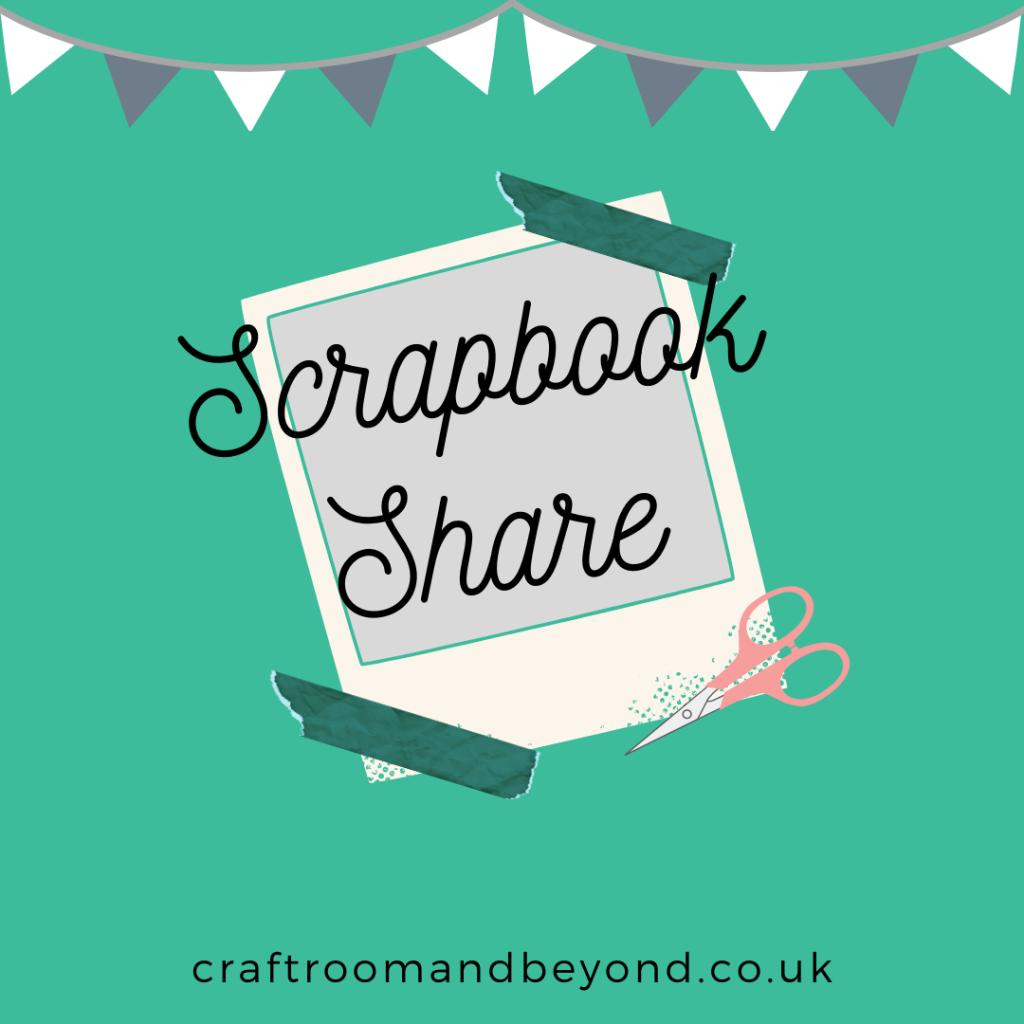 Scrapbook Share graphic image