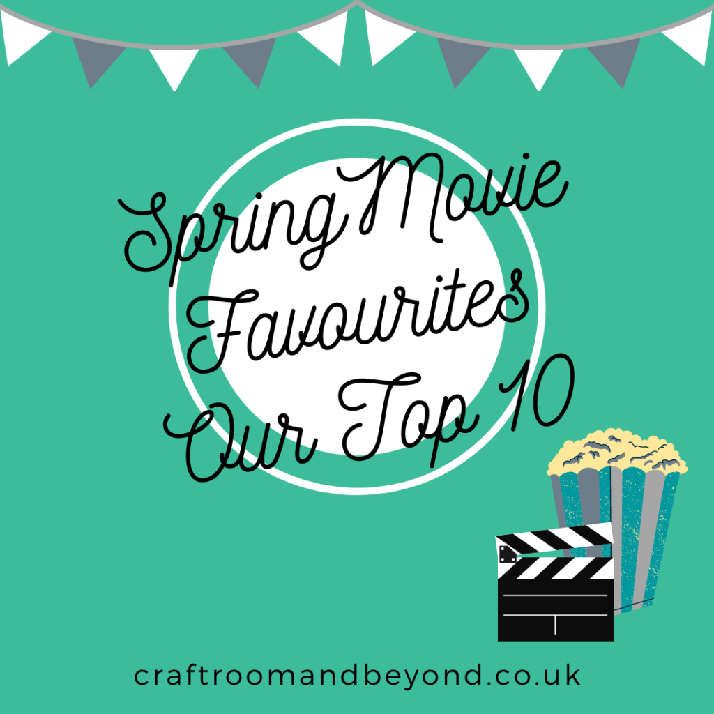 Spring movie favourites