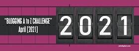 A-Z Challenge 2021 (Theme Reveal)