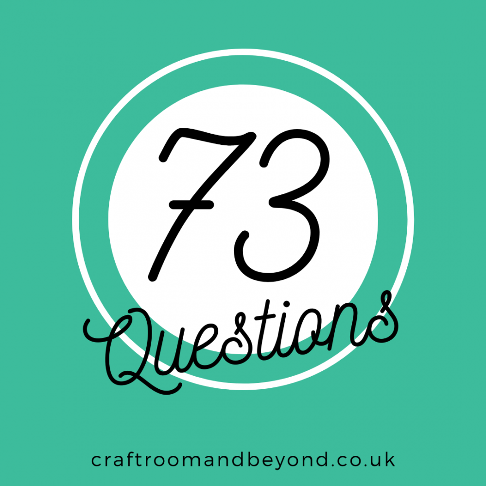 73 Questions with The Craft Room and Beyond