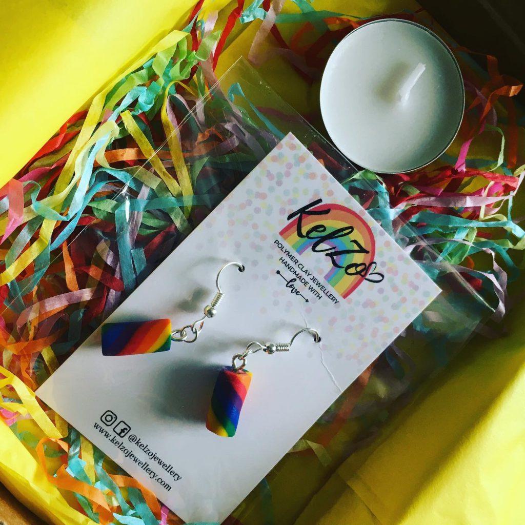 KelZo jewellery packaging/unboxing