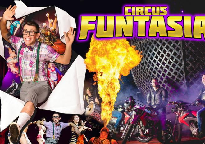 Circus Funtasia poster image