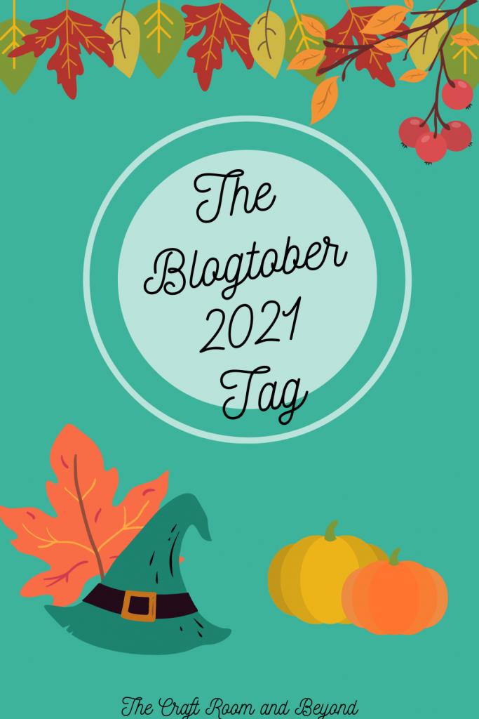 Blogtober Tag 2021 Please consider sharing.
